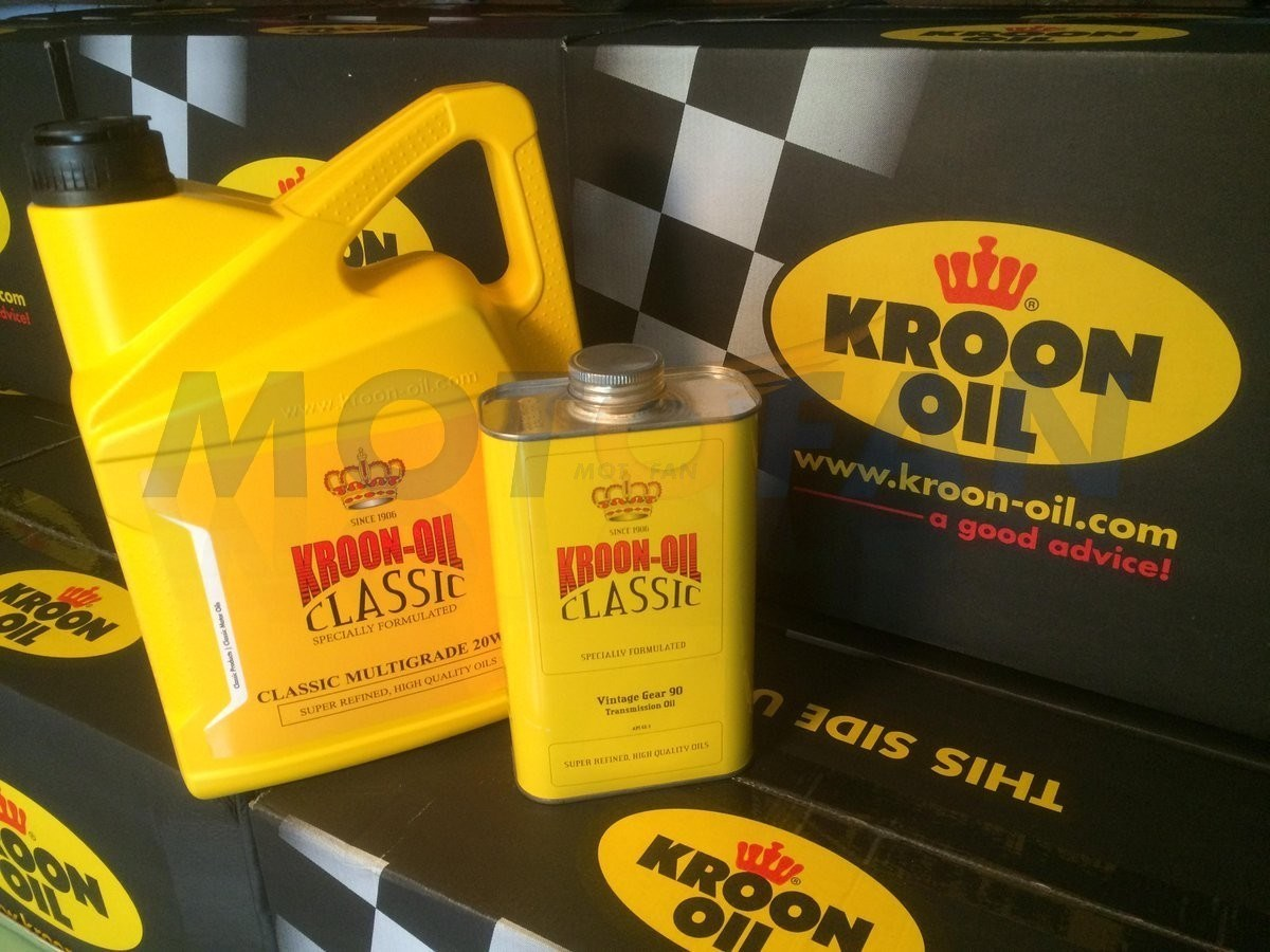 KROON-OIL CLASSIC MULTIGRADE 20W50 1L - KROON-OIL