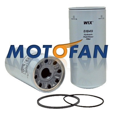 51849 - FILTR HYDRAULICZNY 10 MIC WIX FILTERS 51849